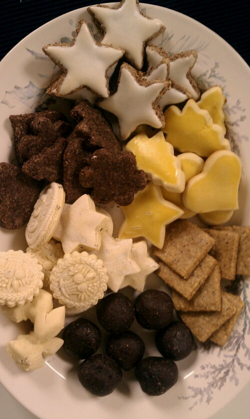 Traditional Swiss Christmas Cookies | simplehealthyhomemade